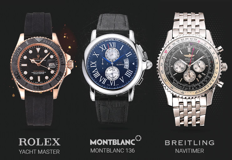 top Swiss-Made watches